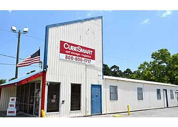 Charleston storage unit CubeSmart Self Storage