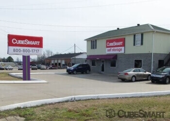 Clarksville storage unit CubeSmart Self Storage