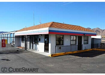 El Paso storage unit CubeSmart Self Storage