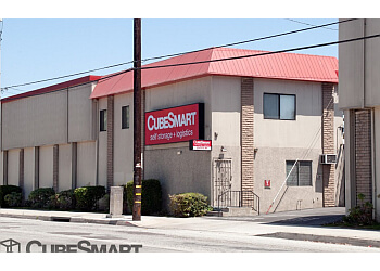 Long Beach storage unit CubeSmart Self Storage