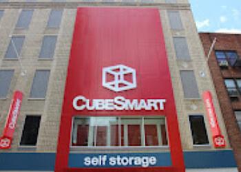 New York storage unit CubeSmart Self Storage