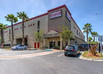 Orlando storage unit CubeSmart Self Storage
