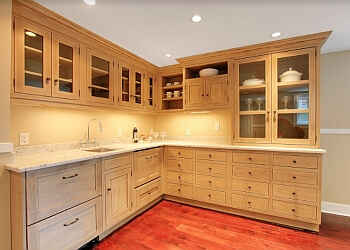 Grand Prairie custom cabinet Cubic Custom Cabinets Corporation