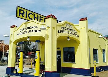Rancho Cucamonga places to see Cucamonga Service Station