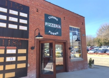 Greensboro pizza place Cugino Forno Neapolitan Pizza