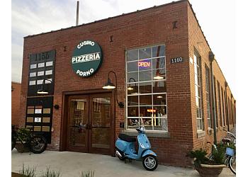 Greensboro pizza place Cugino Forno Neapolitan Pizza