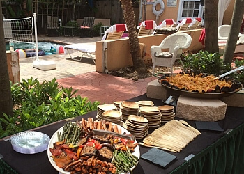 Fort Lauderdale caterer Culinary Artz Catering