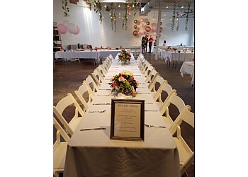 Greensboro caterer Culinary Visions Catering