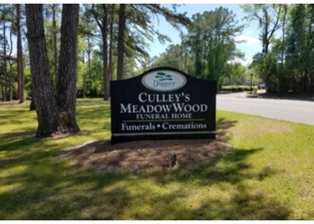 Tallahassee funeral home Culley's MeadowWood Funeral Home