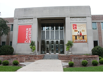 Jacksonville places to see Cummer Museum of Art & Gardens