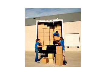 Shreveport moving company Cummings Moving Systems
