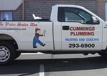 Tucson plumber Cummings Plumbing, Inc.