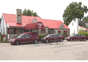 Fayetteville funeral home Cunningham & Sons Mortuary Inc.