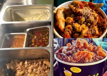 West Valley City barbecue restaurant Cupbop