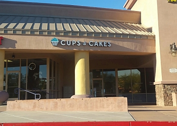 Mesa cake Cups and Cakes