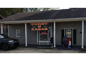 Baton Rouge indian restaurant Curry N Kabab, Inc.