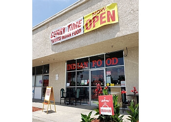 El Monte indian restaurant Curry Time