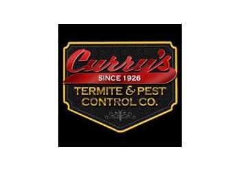 Curry's Termite & Pest Control Little Rock Pest Control Companies