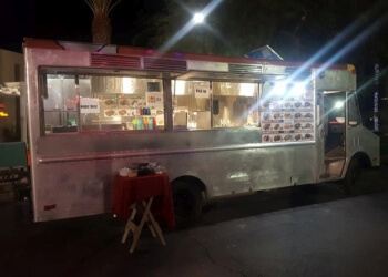 Henderson food truck Currywurst LV