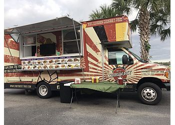 Cape Coral food truck Currywurst Truck