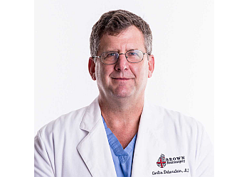 Providence neurosurgeon Curtis E. Doberstein, MD