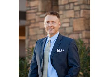 Chandler real estate agent Curtis Johnson