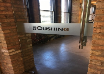 Chicago printing service Cushing