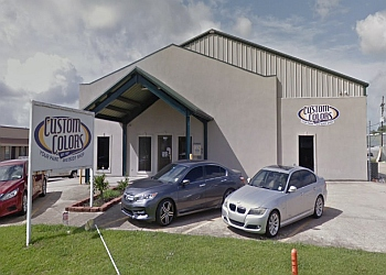 Baton Rouge auto body shop Custom Automotive Colors