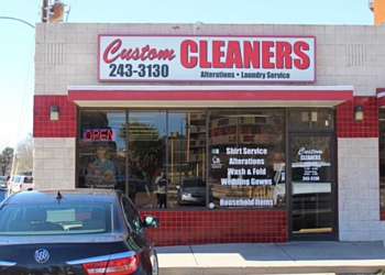 Albuquerque dry cleaner Custom Cleaners