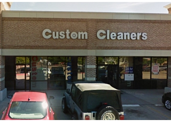 Irving dry cleaner Custom Cleaners