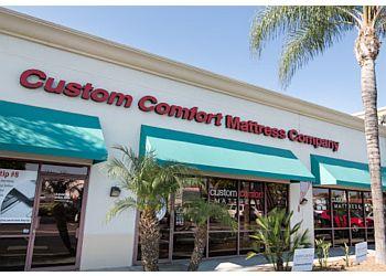 Orange mattress store Custom Comfort Mattress