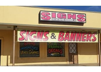 Phoenix sign company Custom Graphix Signworks, LLC