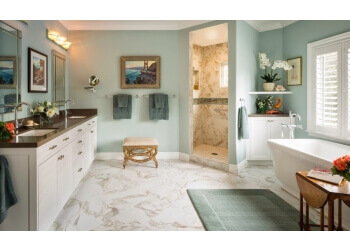 Oakland custom cabinet Custom Kitchens by John Wilkins, Inc.