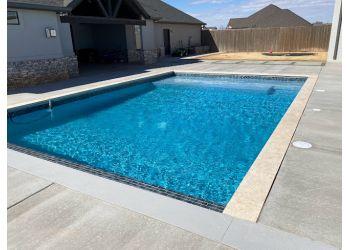 Lubbock pool service Custom Pools of Lubbock, LLC