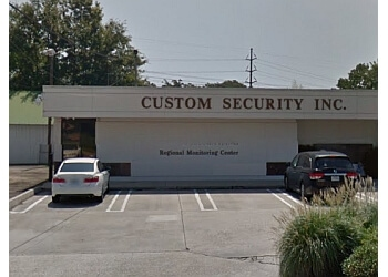 Baton Rouge security system Custom Security Systems