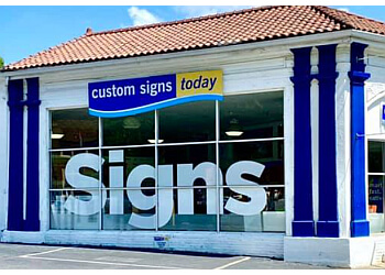 Atlanta sign company Custom Signs Today