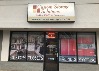 Toledo custom cabinet Custom Storage Solutions LLC