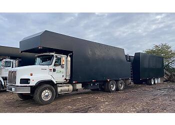 Topeka tree service Custom Tree Care, Inc.