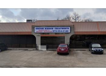 Irving window treatment store Custom Window Treatments