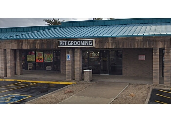 Glendale pet grooming Cut & Dry Pet Salon
