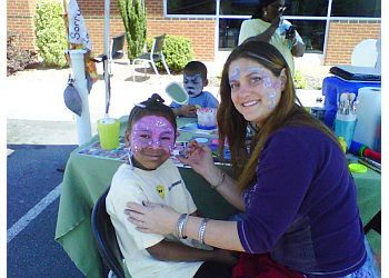 Durham face painting Cyndi's Faces