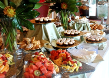Pasadena caterer Cynthia Brooks Distinctive Catering