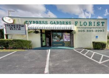 Miami florist Cypress Gardens Flower Shop