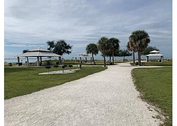 Tampa public park Cypress Point Park