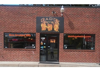 Grand Rapids barbecue restaurant DADDY PETE'S BBQ