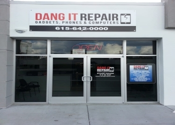 Nashville cell phone repair DANG IT REPAIR