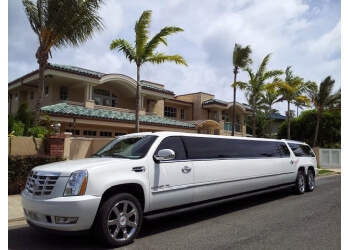 Honolulu limo service DANG'S LIMOUSINE SERVICE