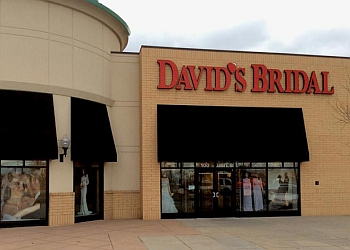 Aurora bridal shop DAVID'S BRIDAL