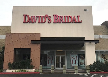 Long Beach bridal shop DAVID'S BRIDAL