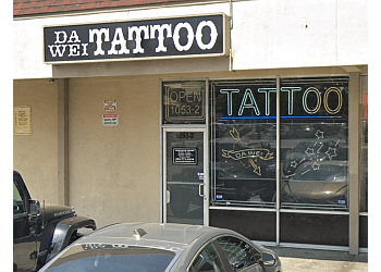 Sunnyvale tattoo shop DAWEI TATTOO